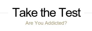take the test are you addicted