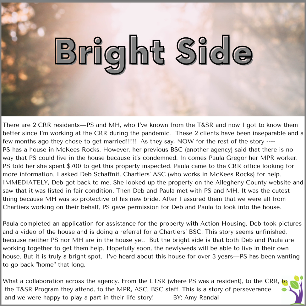 Bright Side. Story of Teamwork